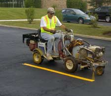 IL Parking Lot Maintenance